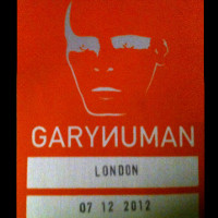 Gary Numan - When The Sky Bleeds He Will Come (TweakerRay Remix) LIVE 07.12.2012 LONDON