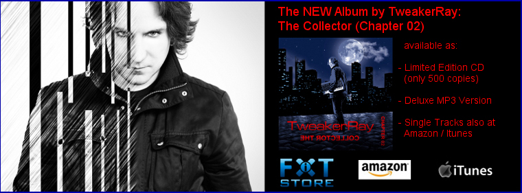 TweakerRay - The Collector Chapter 02 (Artwork by Fotonixe.de)