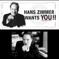 Hans Zimmer Wants You: Destiny's Door TweakerRay ReMix Versions