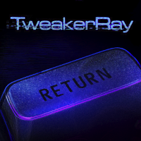 TweakerRay - RETURN (Album)